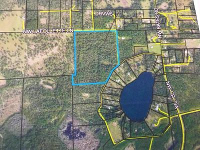 Calhoun County Residential Lots & Land For Sale: NW White Pond
