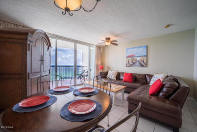 Long Beach Towers I, Long Beach Towers Iii, Long Beach Towers Iv Condo/Townhouse For Sale: 10517 Front Beach Road #1205