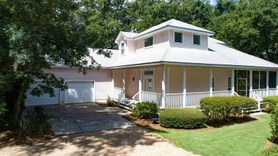Lynn Haven Single Family Home For Sale: 525 North Bay Drive