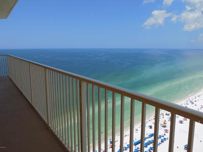 Panama City Beach Condo/Townhouse For Sale: 5004 Thomas Drive #2312