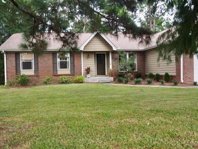 Panama City Single Family Home For Sale: 7007 Benton Drive