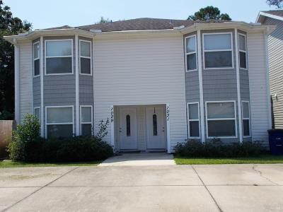 Panama City Condo/Townhouse For Sale: 1031 W 11th Court