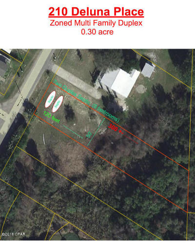 Bay County Residential Lots & Land For Sale: 208 Deluna Place