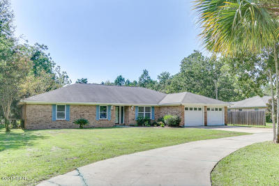 Panama City Single Family Home For Sale: 3531 Florida Avenue