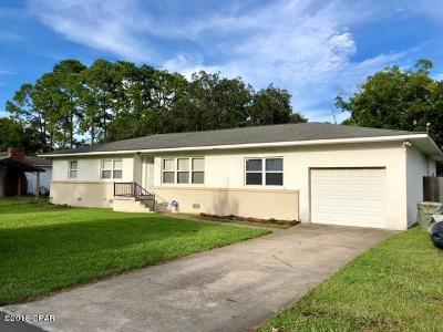 Lynn Haven, Lynn Haven Replat Single Family Home For Sale: 315 Minnesota Avenue