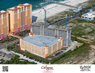Calypso Resort & Towers, Calypso Towers I, Calypso Towers Ii, Calypso Towers Iii Condo/Townhouse For Sale: 15928 Front Beach Road #712
