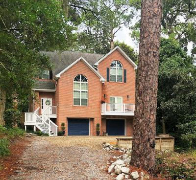 Bay County Single Family Home For Sale: 314 Massalina Drive