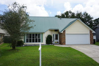 Lynn Haven FL Single Family Home For Sale: $274,900