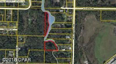 Bay County Residential Lots & Land For Sale: Richardson Road