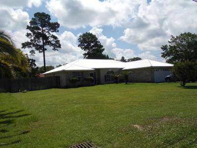 Lynn Haven, Lynn Haven Replat Single Family Home For Sale: 1309 Vermont Avenue