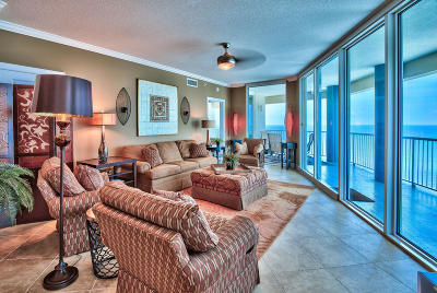 Panama City Beach FL Condo/Townhouse For Sale: $734,000
