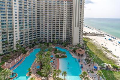 Panama City Beach Condo/Townhouse For Sale: 9900 S Thomas Drive #1304