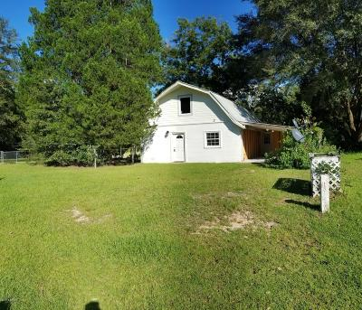 Holmes County Single Family Home For Sale: 1549 Hwy 177-A
