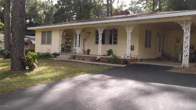 Single Family Home For Sale: 2943 Noland Street
