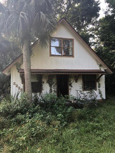 Panama City Single Family Home For Sale: 2222 W 29th Plaza