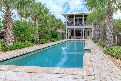 Panama City Beach Single Family Home For Sale: 7933 N Lagoon Drive