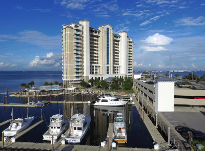 Panama City Beach Condo/Townhouse For Sale: 6422 W Highway 98 #1601