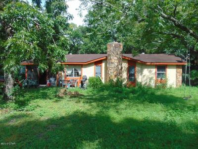 Bay County Single Family Home For Sale: 1712 Hickory Avenue