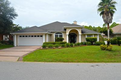 Single Family Home For Sale: 2410 Pelican Bay Court