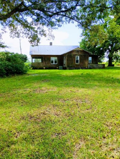 Holmes County Single Family Home For Sale: 3297 Harvey Carter Road