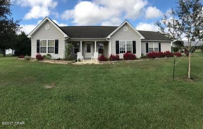 Marianna FL Single Family Home For Sale: $234,900