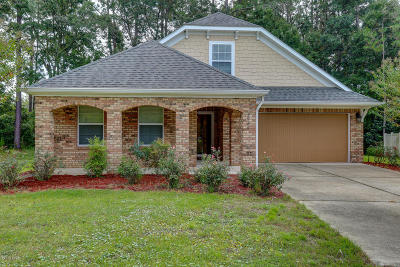 Panama City Single Family Home For Sale: 2926 Broad Wing Avenue