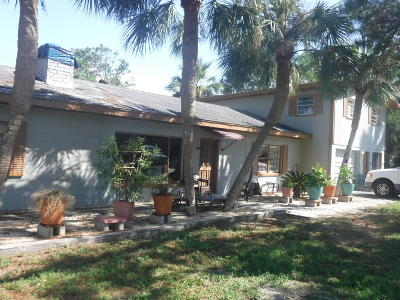 Panama City Beach Multi Family Home For Sale: 6805 S Lagoon Drive