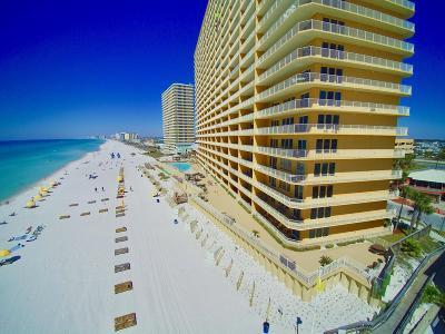 Panama City Beach Condo/Townhouse For Sale: 5004 Thomas Drive #411