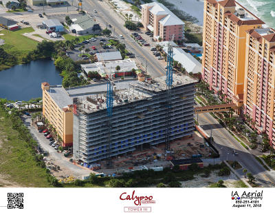 Calypso Resort & Towers, Calypso Towers I, Calypso Towers Ii, Calypso Towers Iii Condo/Townhouse For Sale: 15928 Front Beach Road #1011