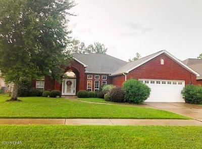 Lynn Haven Single Family Home For Sale: 3510 Rosewood Circle