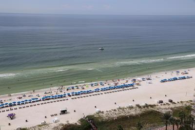 Panama City Beach Condo/Townhouse For Sale: 9900 Thomas Drive #1820