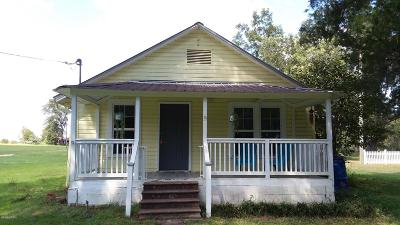 Holmes County Single Family Home For Sale: 641 W North Avenue