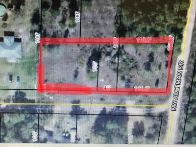 Calhoun County Residential Lots & Land For Sale: Stone Avenue