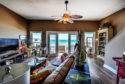 Panama City Beach FL Condo/Townhouse For Sale: $749,900