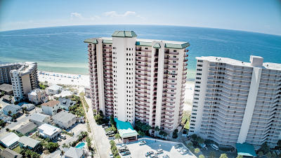 Panama City Beach Condo/Townhouse For Sale: 7115 Thomas Drive #304