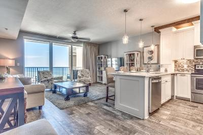 Panama City Beach Condo/Townhouse For Sale: 9900 S Thomas Drive #804