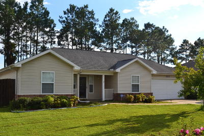 Panama City Single Family Home For Sale: 5610 Merritt Brown Road