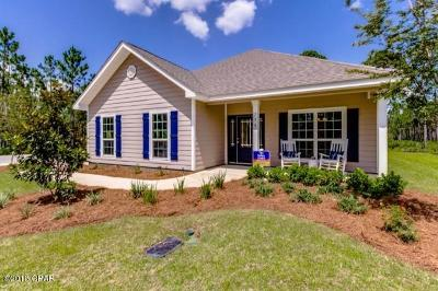 Panama City Beach Single Family Home For Sale: 113 Moonraker Circle #LOT 58