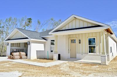 Bay County Single Family Home For Sale: 3630 Cedar Park Drive