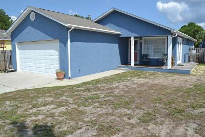Panama City Beach FL Single Family Home For Sale: $275,000