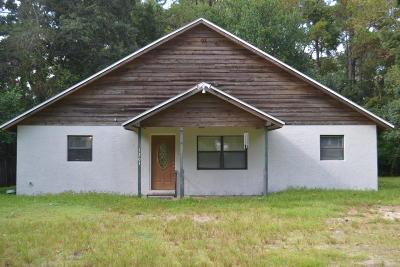 Panama City FL Single Family Home For Sale: $150,000