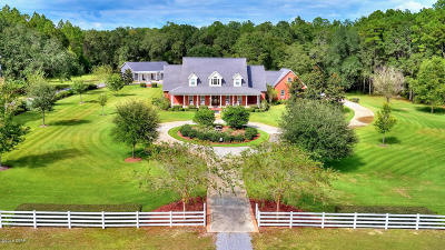 Holmes County Single Family Home For Sale: 3311 Bonifay Chipley Road