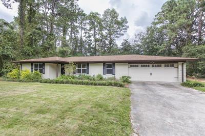 Single Family Home For Sale: 2233 Sewanee Street