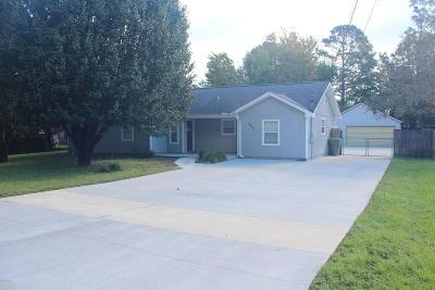 Single Family Home For Sale: 909 Colorado Avenue