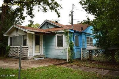 Bay County Single Family Home For Sale: 1112 Indiana Avenue