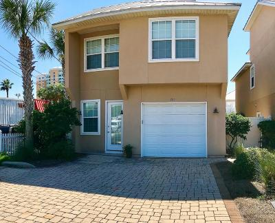 Single Family Home For Sale: 7819 Beach Drive #10