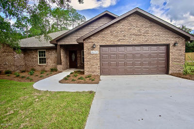 Panama City Single Family Home For Sale: 4630 Transmitter Road