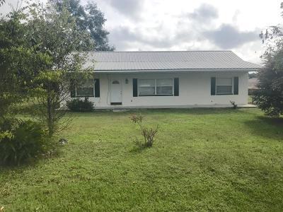 Jackson County Single Family Home For Sale: 2122 Buckhead Drive