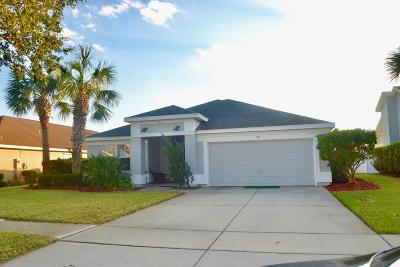 Bay County Single Family Home For Sale: 105 Biltmore Place
