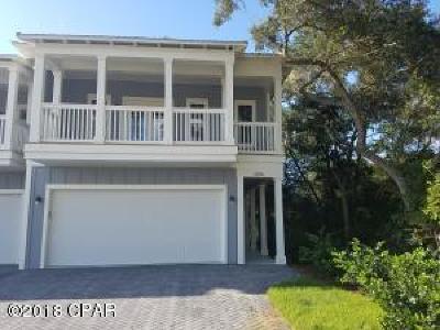 Panama City Beach Condo/Townhouse For Sale: 22936 Ann Miller Road